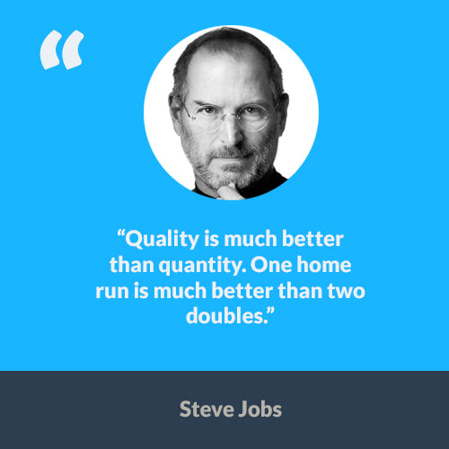 20 Motivational Quotes For Success From Steve Jobs
