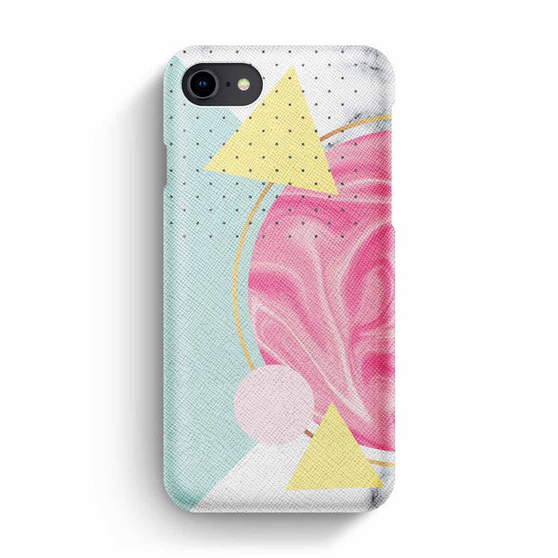 Mobile Mob True Envy iPhone 7/8 Case - Sky in strawberry and Vanilla