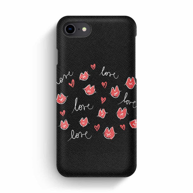 Mobile Mob True Envy iPhone 7/8 Case - Spreading Kisses