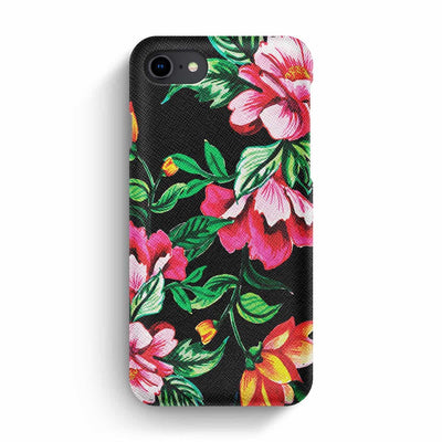 True Envy iPhone 7/8 Case - Vivid Garden Flower