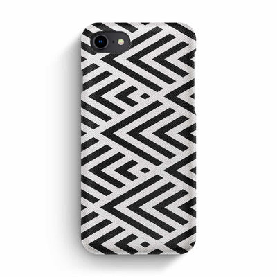 Mobile Mob True Envy iPhone 7/8 Case - Zigzagging Nonstop