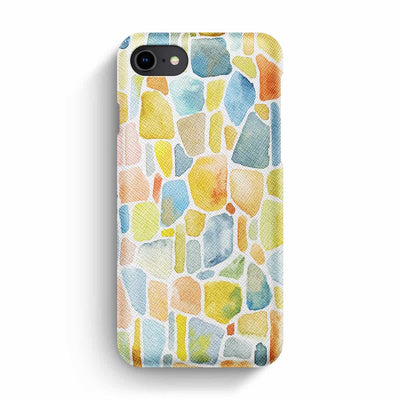 True Envy iPhone 7/8 Case - Cobbled Colors