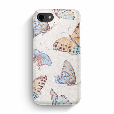 Mobile Mob True Envy iPhone 7/8 Case - Delicate Butterflies