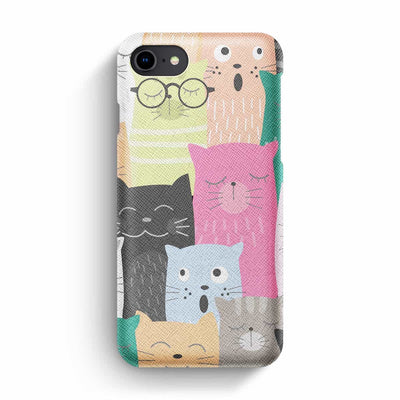 Mobile Mob True Envy iPhone 7/8 Case - Feline Feelings