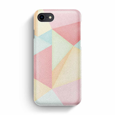 Mobile Mob True Envy iPhone 7/8 Case - Fine Cubist Puzzle