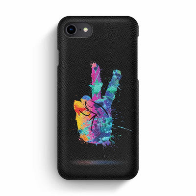 Mobile Mob True Envy iPhone 7/8 Case - Flaming-peace