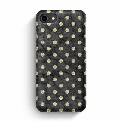 Mobile Mob True Envy iPhone 7/8 Case - Lunary Golden Marble