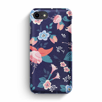 True Envy iPhone 7/8 Case - Moonlight Flowers