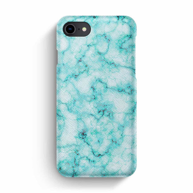 True Envy iPhone 7/8 Case - Ocean Chilling Marble