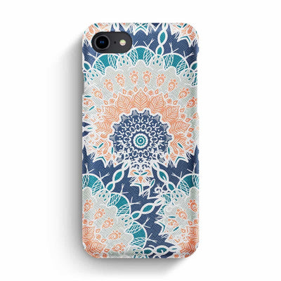 Mobile Mob True Envy iPhone 7/8 Case - Ocean Mandala