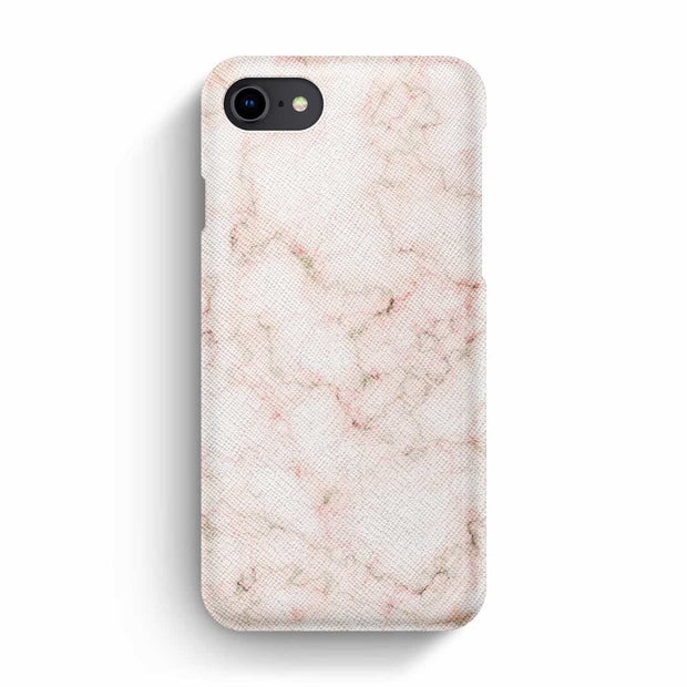 Mobile Mob True Envy iPhone 7/8 Case - Old Pink Marble