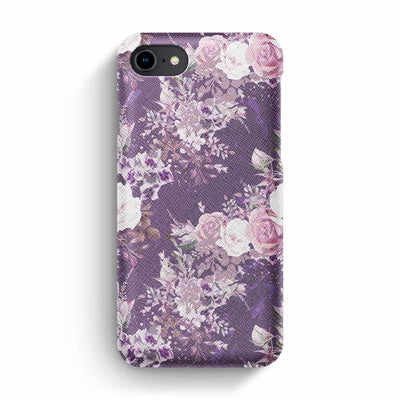 Mobile Mob True Envy iPhone 7/8 Case - Purple Bouquet