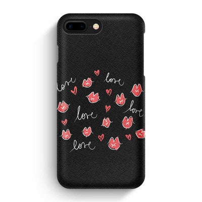 Mobile Mob True Envy iPhone 7 Plus/8 Plus Case - Spreading Kisses