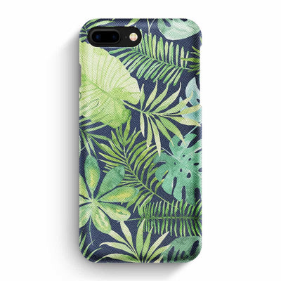 True Envy iPhone 7 Plus/8 Plus Case - Tropical Life in Green