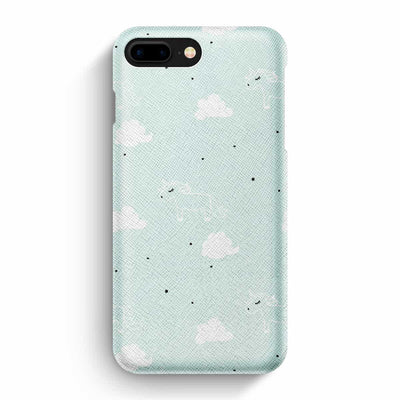 Mobile Mob True Envy iPhone 7 Plus/8 Plus Case - Unicorns in the clouds