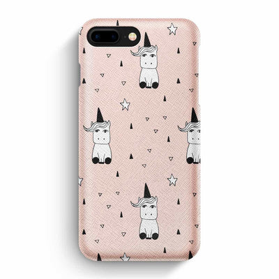 Mobile Mob True Envy iPhone 7 Plus/8 Plus Case - Unicorns in the cosmos
