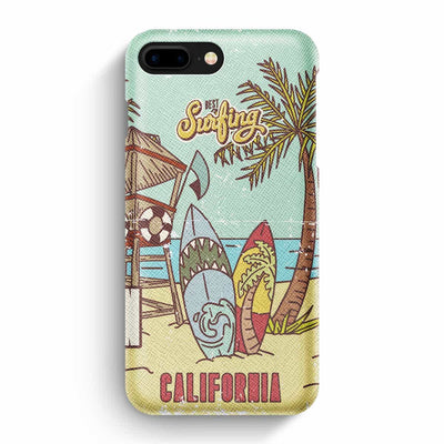 Mobile Mob True Envy iPhone 7 Plus/8 Plus Case - Vintage California Sun
