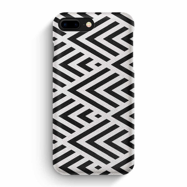 Mobile Mob True Envy iPhone 7 Plus/8 Plus Case - Zigzagging Nonstop