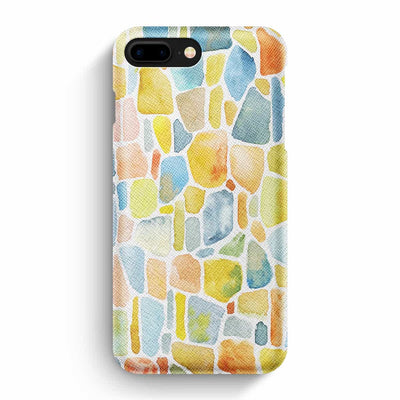 Mobile Mob True Envy iPhone 7 Plus/8 Plus Case - Cobbled Colors