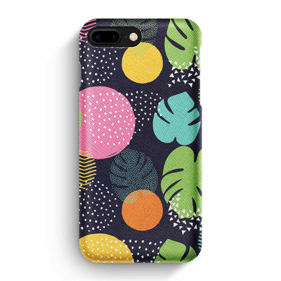 Mobile Mob True Envy iPhone 7 Plus/8 Plus Case - Contrast in the Jungle