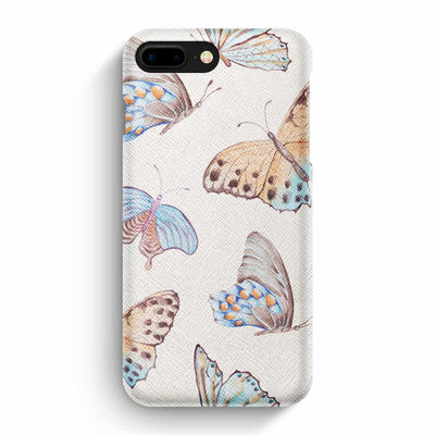 Mobile Mob True Envy iPhone 7 Plus/8 Plus Case - Delicate Butterflies