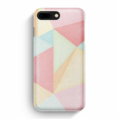 Mobile Mob True Envy iPhone 7 Plus/8 Plus Case - Fine Cubist Puzzle