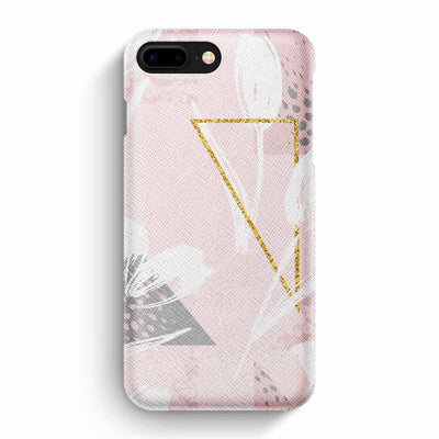 Mobile Mob True Envy iPhone 7 Plus/8 Plus Case - Floral and Geometric Harmony
