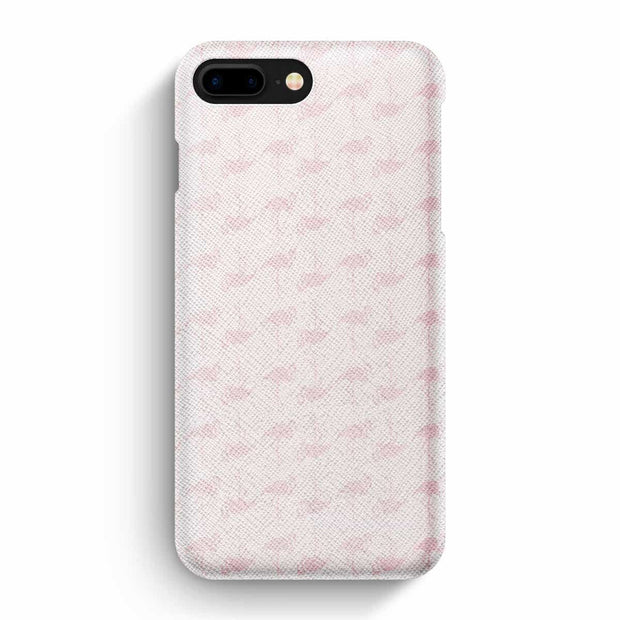 Mobile Mob True Envy iPhone 7 Plus/8 Plus Case - Fresh Flamingo Motive