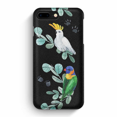 Mobile Mob True Envy iPhone 7 Plus/8 Plus Case - Jazzy parrots
