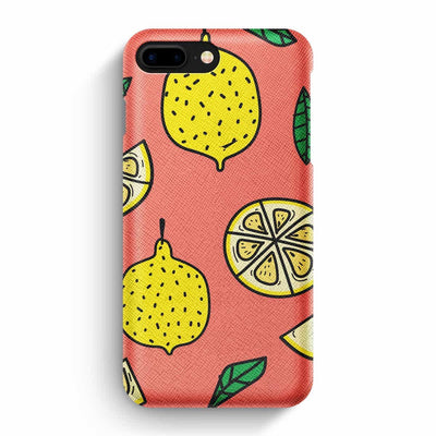 Mobile Mob True Envy iPhone 7 Plus/8 Plus Case - Lemonade Mood