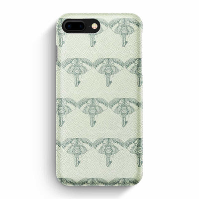 Mobile Mob True Envy iPhone 7 Plus/8 Plus Case - Namaste in Light Green