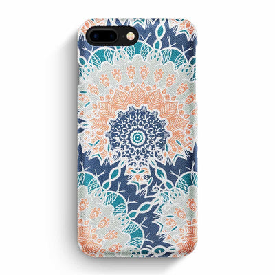 Mobile Mob True Envy iPhone 7 Plus/8 Plus Case - Ocean Mandala