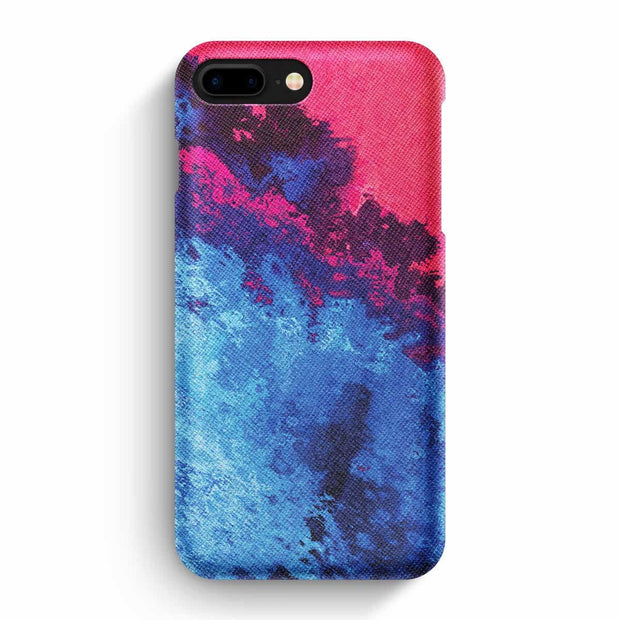 Mobile Mob True Envy iPhone 7 Plus/8 Plus Case - Opalescent Vivid Smudge