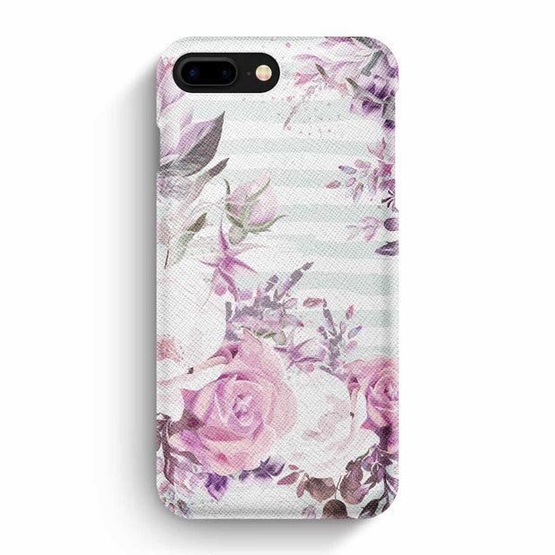 Mobile Mob True Envy iPhone 7 Plus/8 Plus Case - Scented breeze of Roses