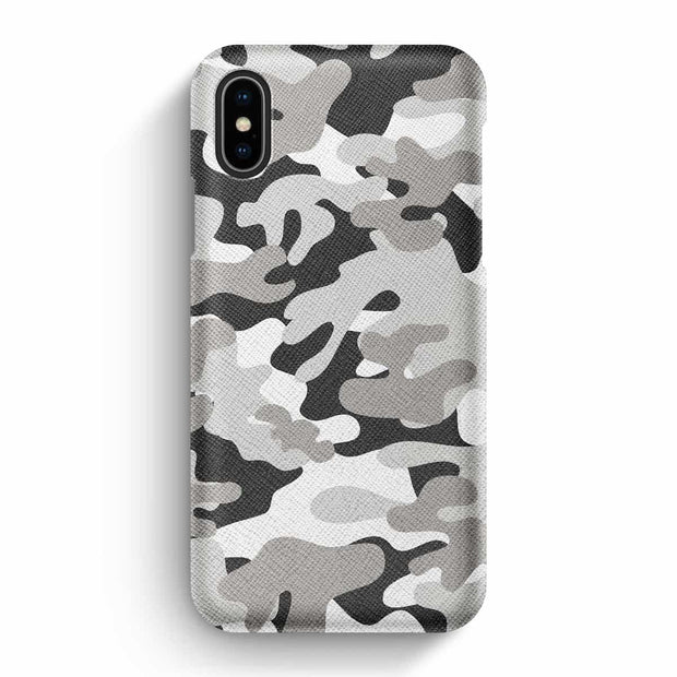 True Envy iPhone X/XS Case - Solid Camouflage