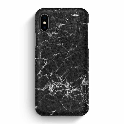 True Envy iPhone X/XS Case - Spider Web Marble
