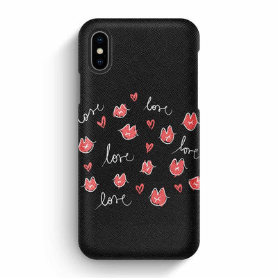Mobile Mob True Envy iPhone X/XS Case - Spreading Kisses