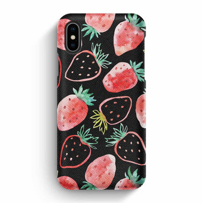 Mobile Mob True Envy iPhone X/XS Case - Berry Love