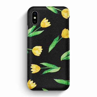 Mobile Mob True Envy iPhone X/XS Case - Sunny tulips