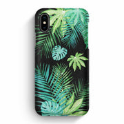 True Envy iPhone X/XS Case - Tropical life
