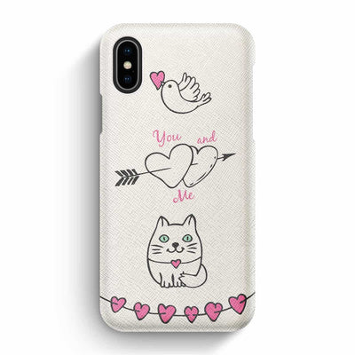 Mobile Mob True Envy iPhone X/XS Case - Truee Love Valentine