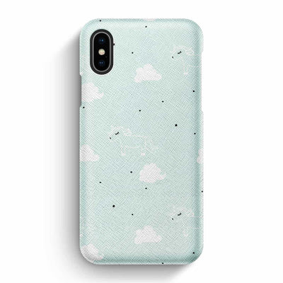 Mobile Mob True Envy iPhone X/XS Case - Unicorns in the clouds
