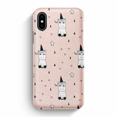 Mobile Mob True Envy iPhone X/XS Case - Unicorns in the cosmos