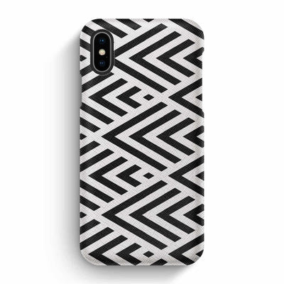 Mobile Mob True Envy iPhone X/XS Case - Zigzagging Nonstop
