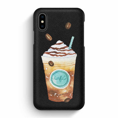 True Envy iPhone X/XS Case - Cafe Lover