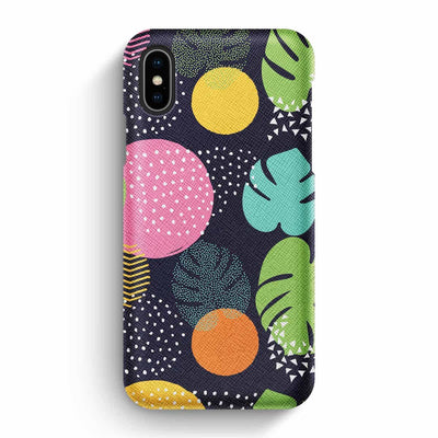 Mobile Mob True Envy iPhone X/XS Case - Contrast in the Jungle