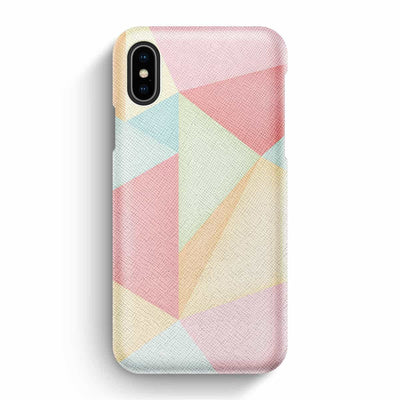 Mobile Mob True Envy iPhone X/XS Case - Fine Cubist Puzzle