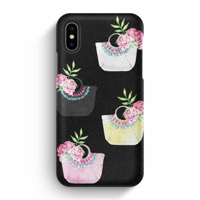 Mobile Mob True Envy iPhone X/XS Case - Floral chic style