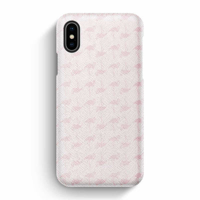 Mobile Mob True Envy iPhone X/XS Case - Fresh Flamingo Motive