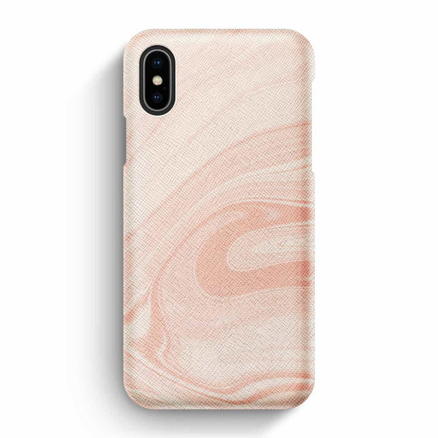 True Envy iPhone X/XS Case - Fumbling Pink
